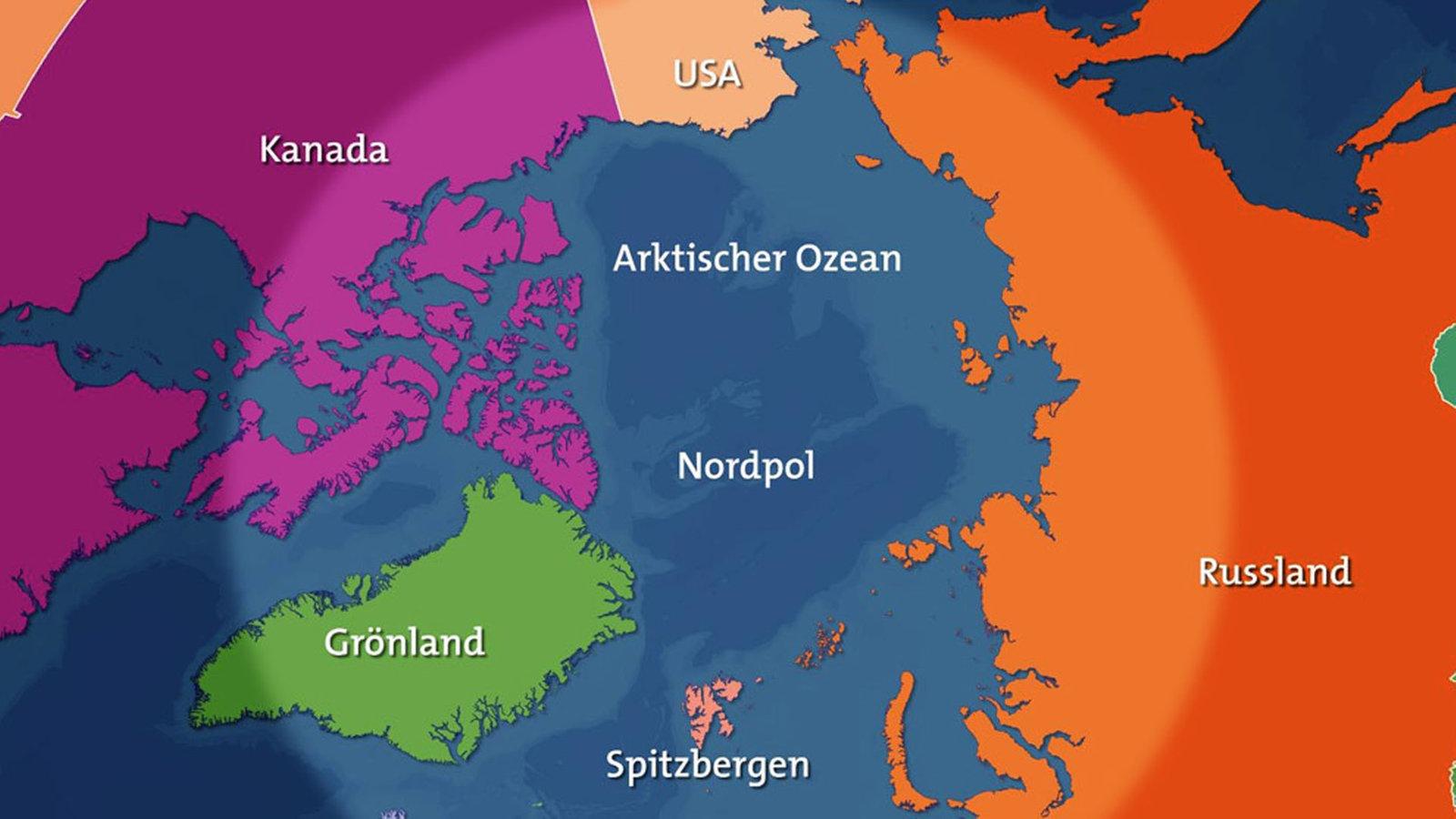Rohstoffe Im Hohen Norden Arktis Planet Wissen