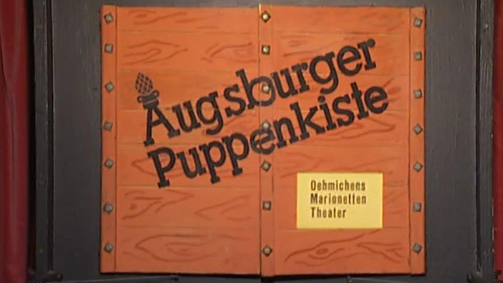 Erste Aufführung Augsburger Puppenkiste