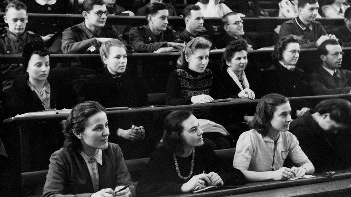 Frauen im studium kennenlernen