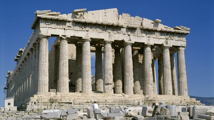 Akropolis tempel