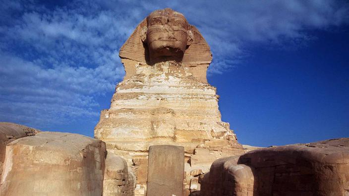 ägyptische arbeiter wurden damit bezahlt