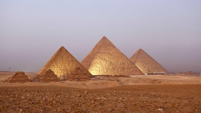 pyramidenbau cheops antike geschichte planet wissen On cheops pyramide höhe