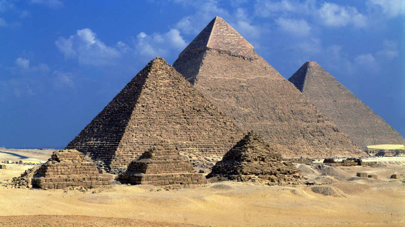 Wie Alt Sind Die Pyramiden Wirklich