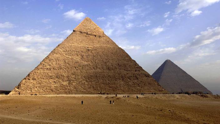 antike pyramidenbau antike geschichte planet wissen. Black Bedroom Furniture Sets. Home Design Ideas