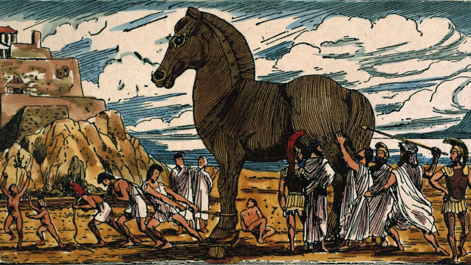 Untergang Trojas