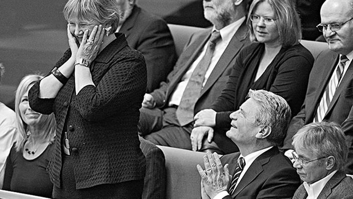 Adopción en el Bundestag el 28 de enero de 2011.