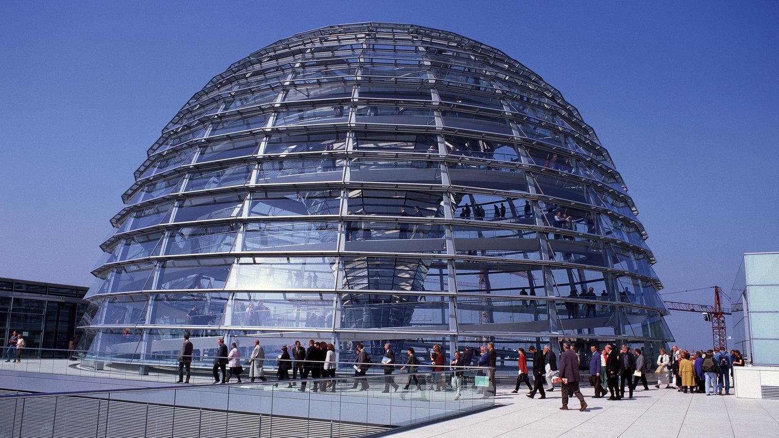 Deutscher Bundestag: Das Reichstagsgebäude - Deutsche ...  Deutscher Bunde...