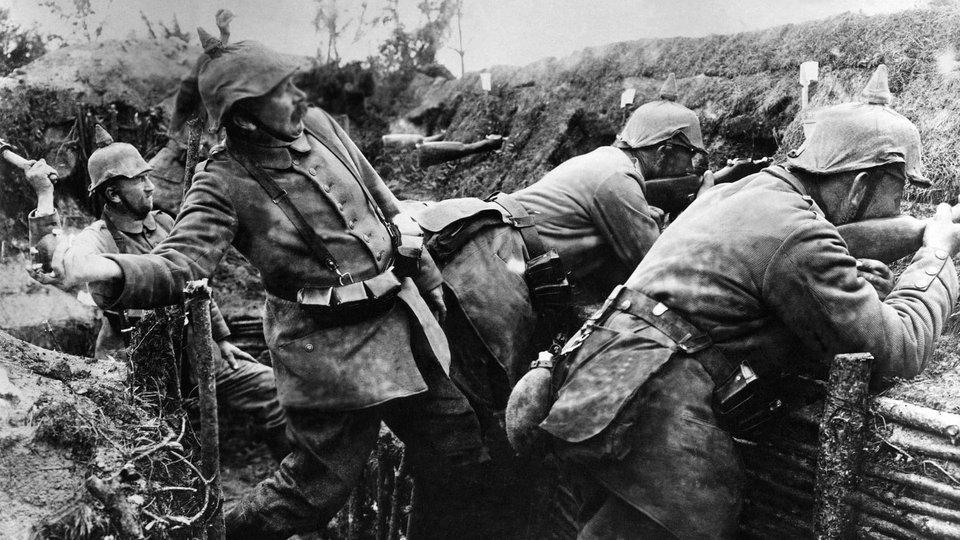 Auslöser 1. Weltkrieg