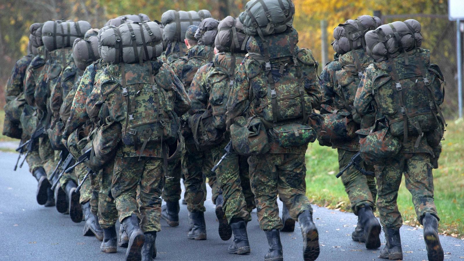Geschichte Bundeswehr