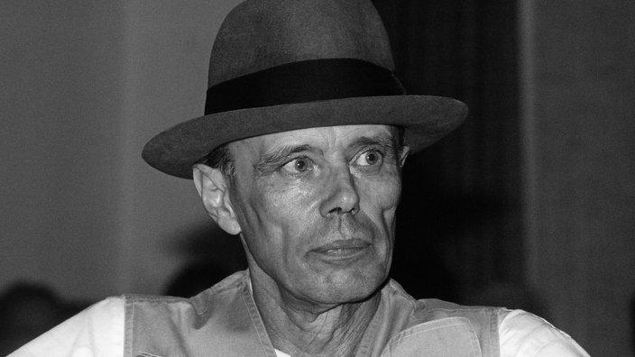 Porträt von Joseph Beuys