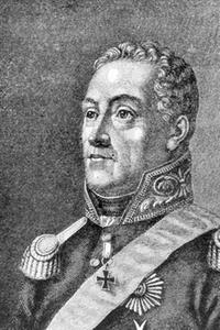 Kupferstich von Karl August von Hardenberg.