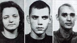 Terrorzelle Nationalsozialistischer Untergrund (NSU)