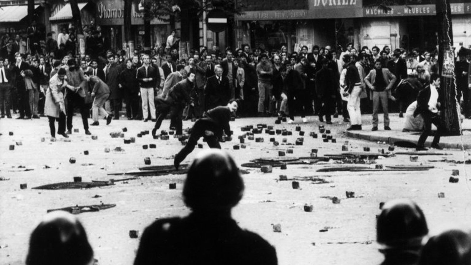 Studentenbewegung: Internationale Studentenproteste ...