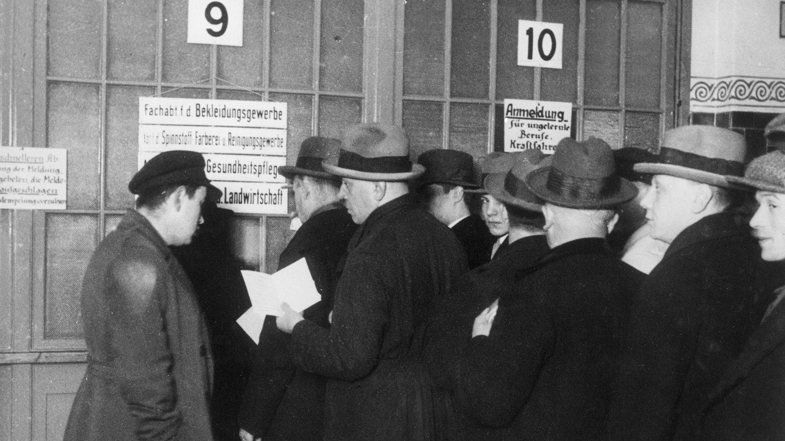 Parallelen Weimarer Republik Heute