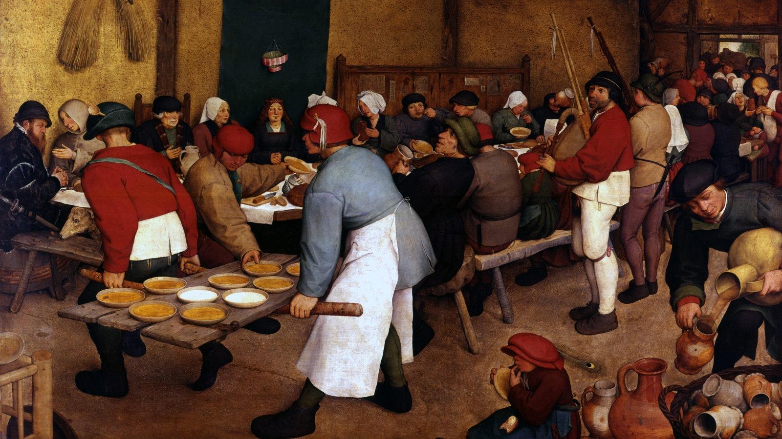 Tischsitten Im Mittelalter Arbeitsblatt : Mittelalter leben auf der burg geschichte