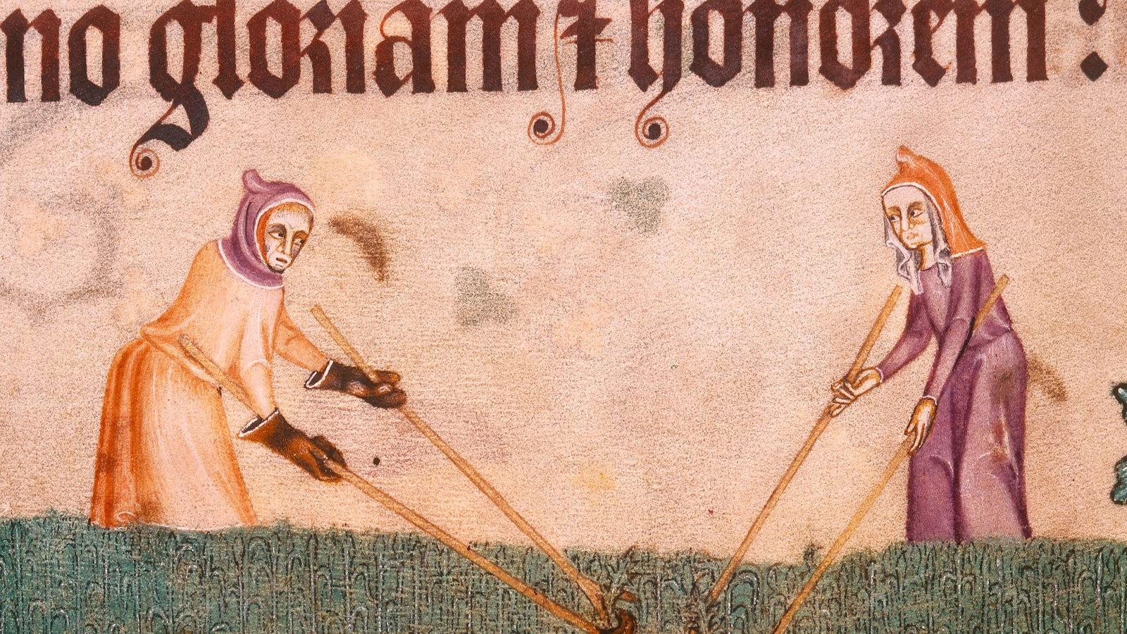 Auch im mittelalter wollten alle gefickt werden hd geile schlampe - 5 6