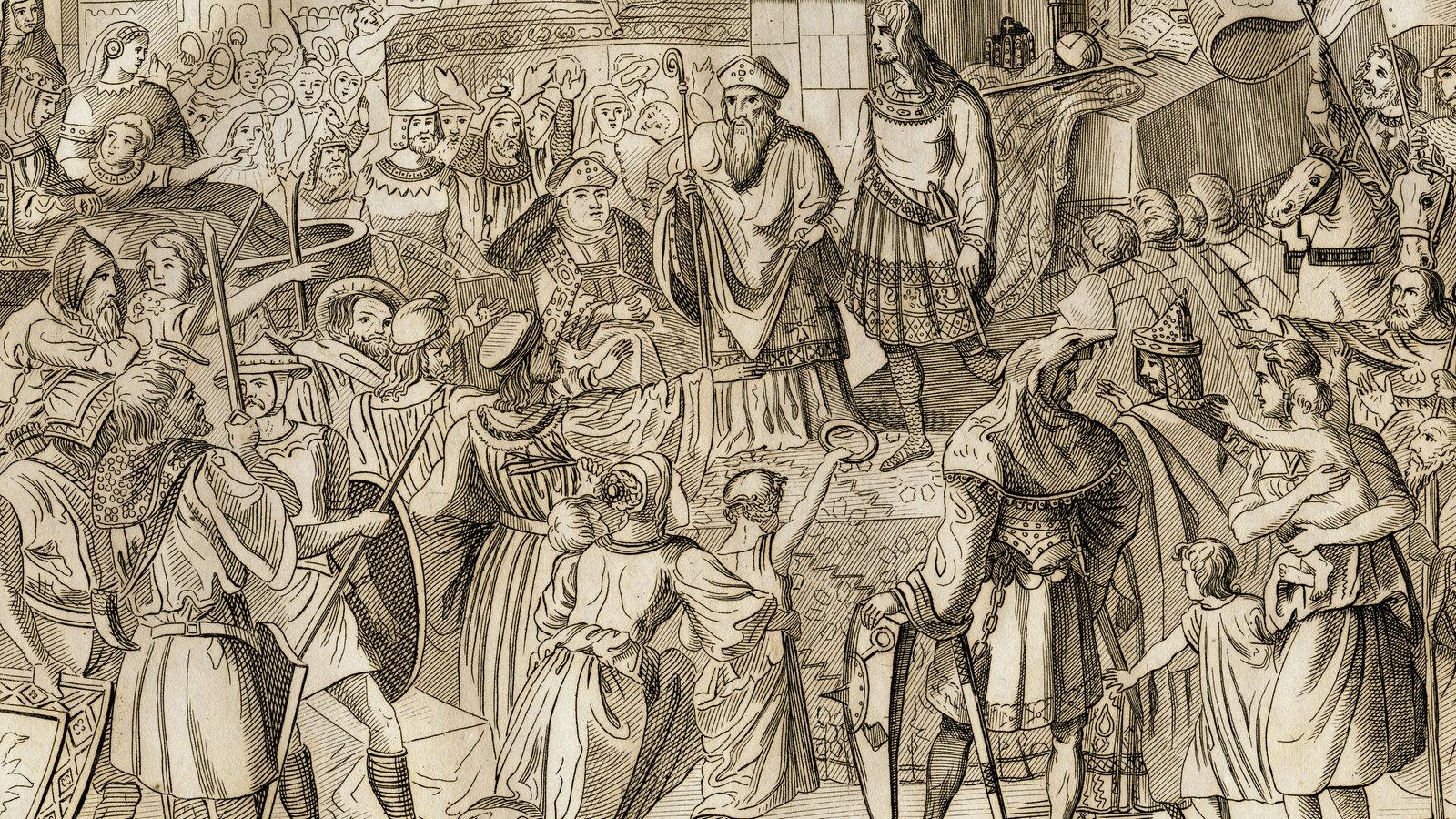 Mittelalter Leben Im Mittelalter Mittelalter