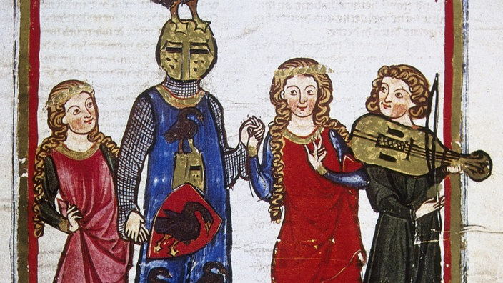 Ritter Ausbildung Mittelalter Geschichte Planet Wissen