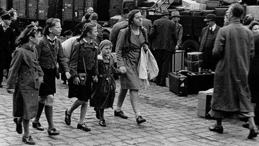 Kindheit im zweiten weltkrieg nationalsozialismus