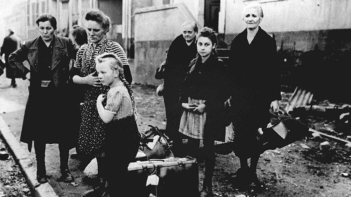 Vergewaltigung Zweiter Weltkrieg