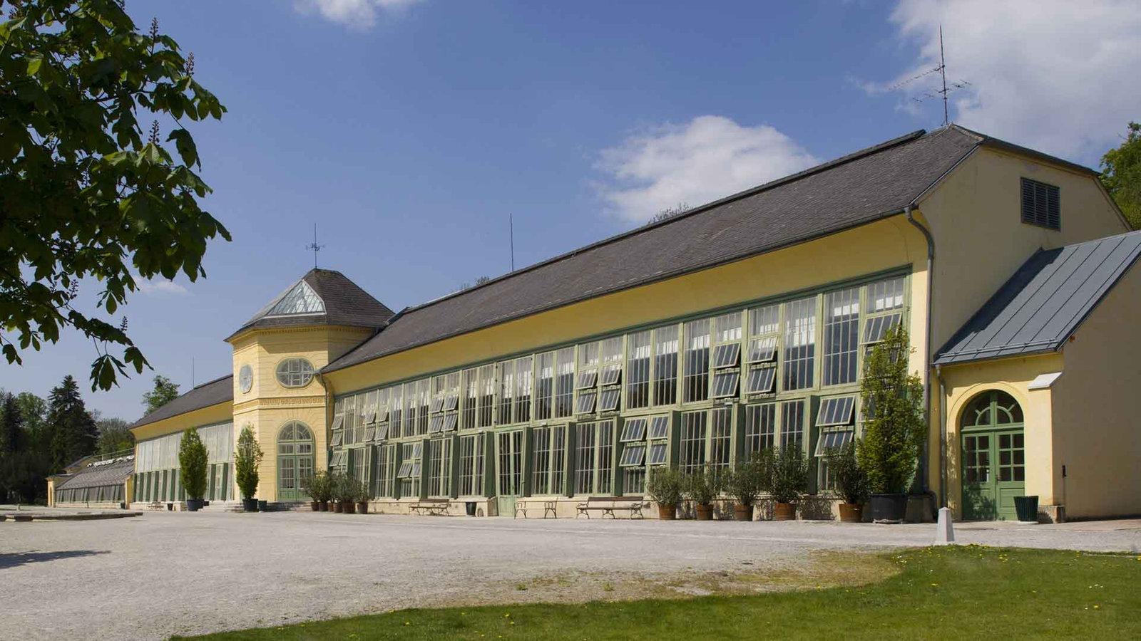Bauten und stilelemente barockg rten neuzeit geschichte planet wissen - Spiegel orangerie ...