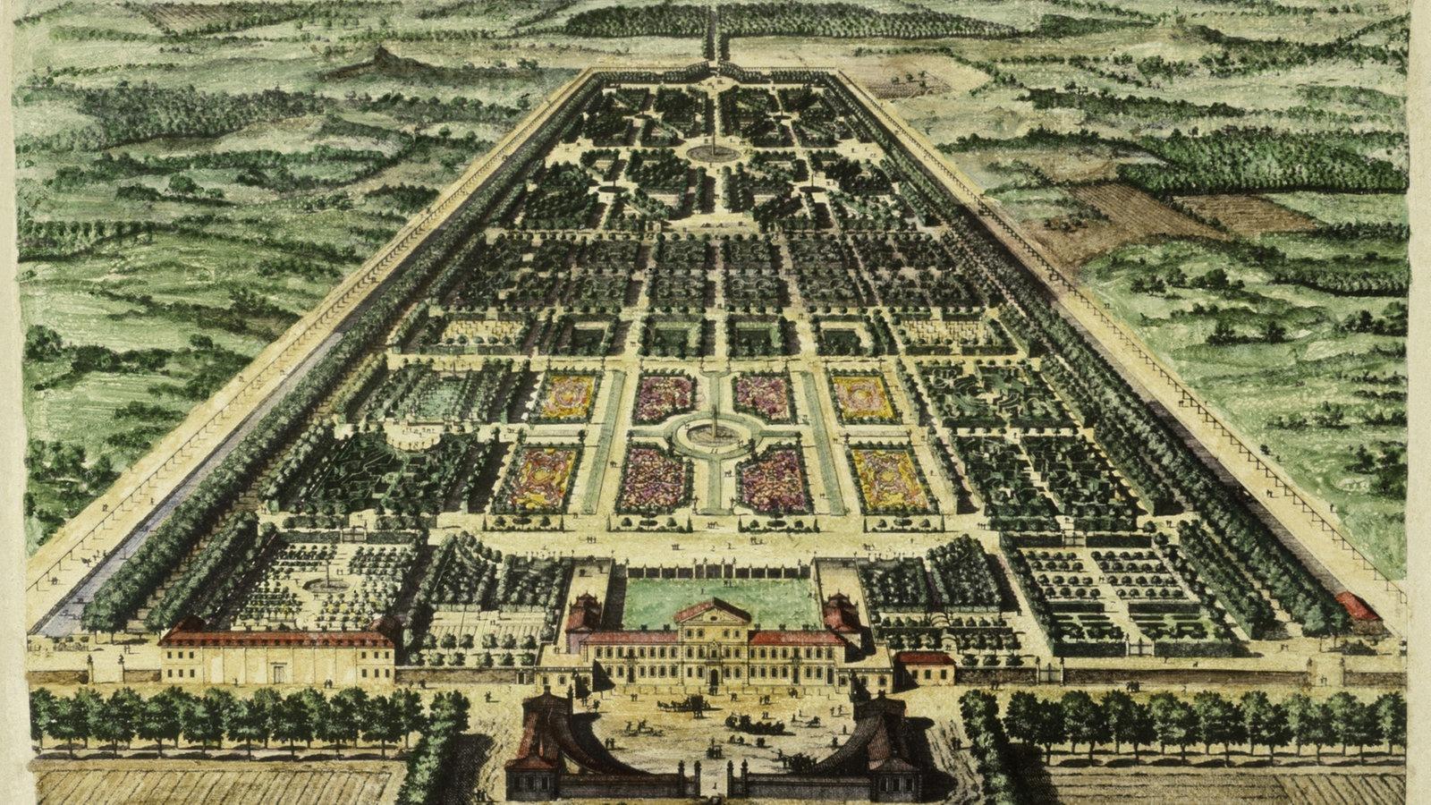 Barock: Gartenarchitekt - Neuzeit - Geschichte - Planet Wissen