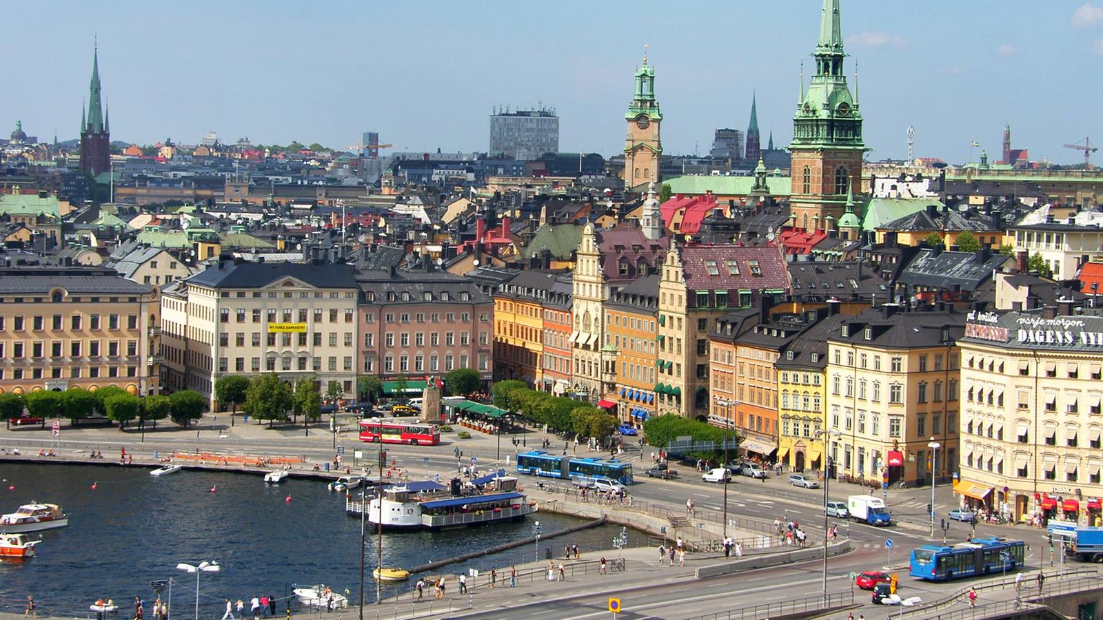 metropolen stockholm metropolen kultur planet wissen. Black Bedroom Furniture Sets. Home Design Ideas