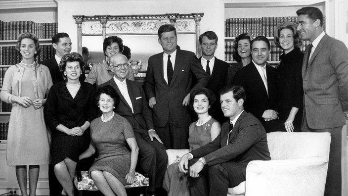 Persönlichkeiten Die Kennedys Persönlichkeiten Geschichte