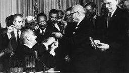 Martin Luther King - Persönlichkeiten - Geschichte - Planet Wissen
