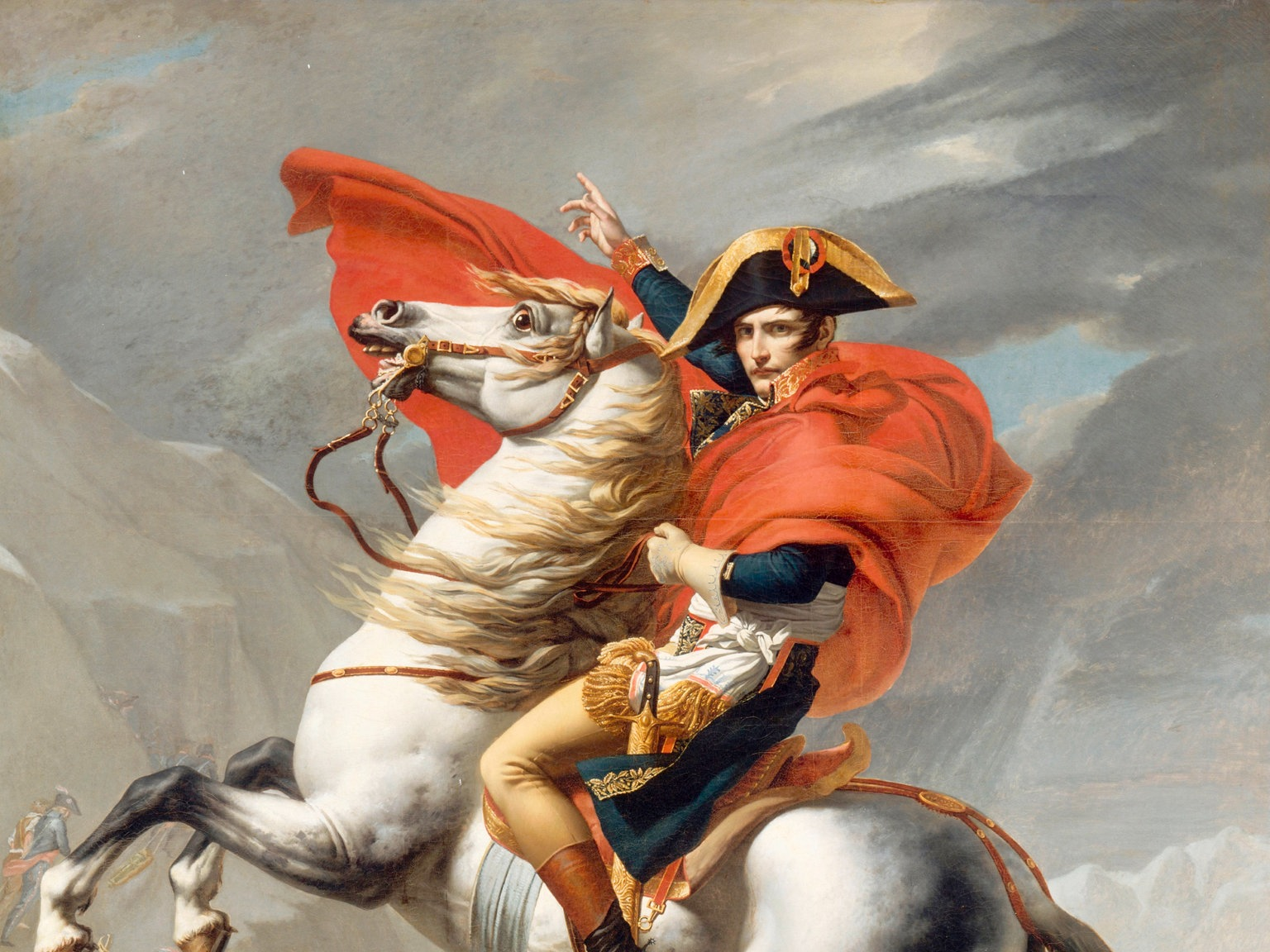 Napoleon Bonaparte Ein Lebenslauf Geolino 14