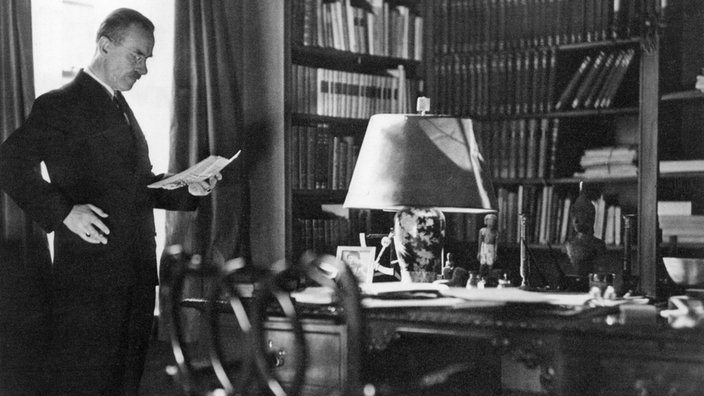 Persönlichkeiten Thomas Mann Persönlichkeiten