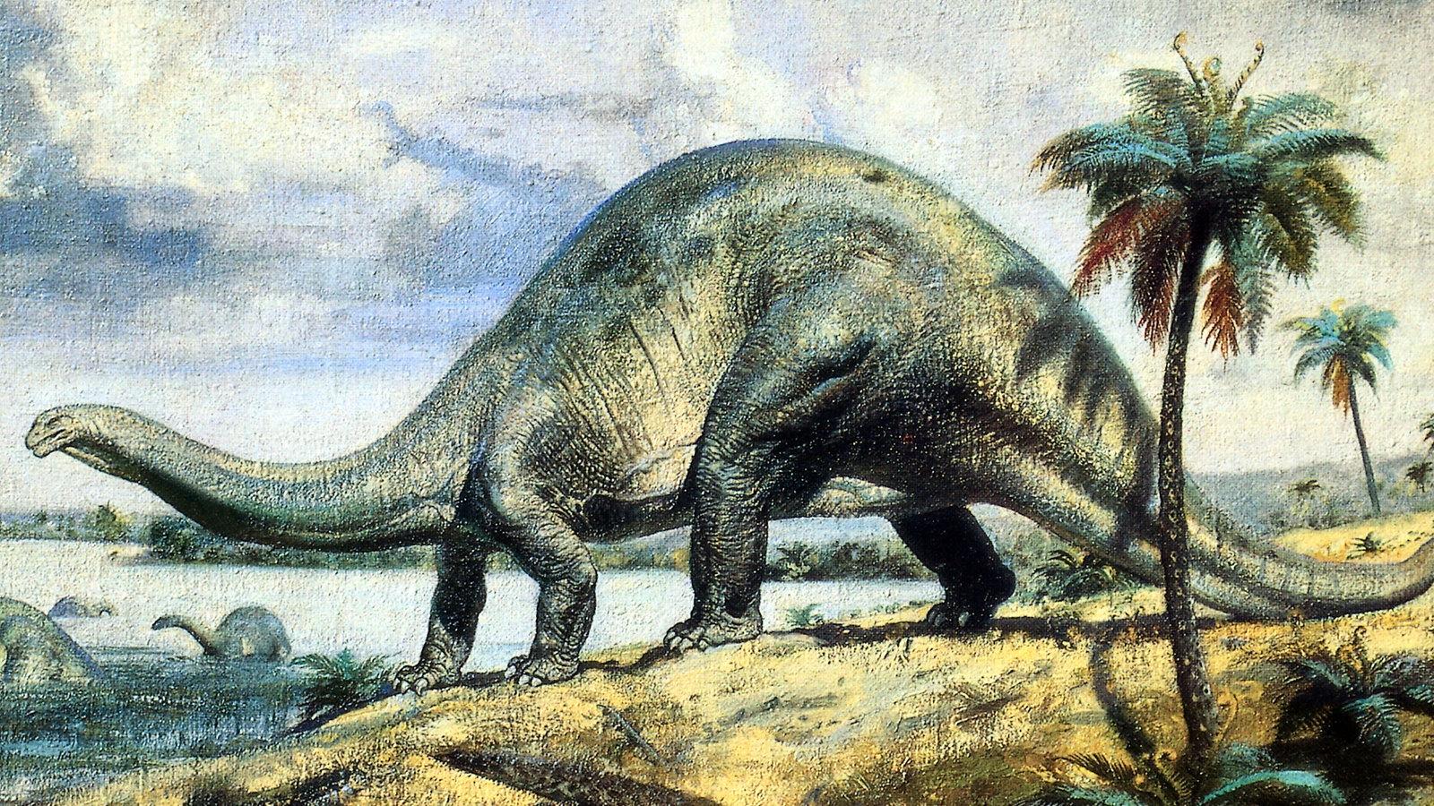 Dinosaurier dinosaurier in deutschland urzeit for Kleine teichfische arten