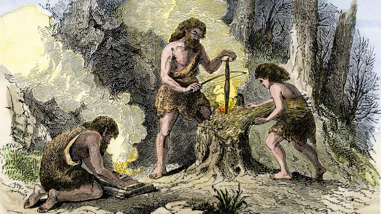 jungsteinzeit klima urzeit geschichte planet wissen