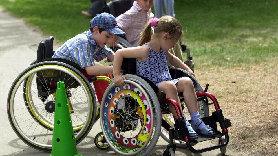 Wohnblocks Erwachsene mit Behinderungen