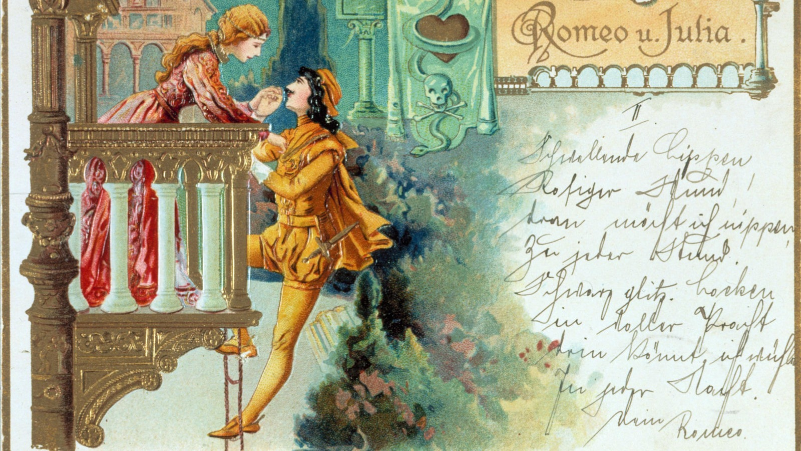 Briefe An Romeo Und Julia : Konflikte berühmte kommunikation