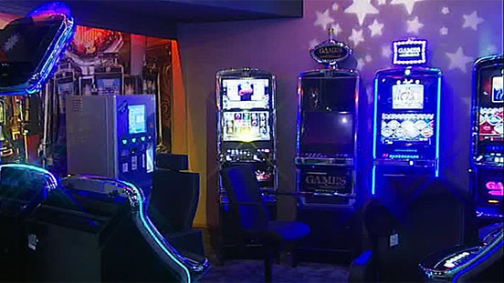 Spielsucht Automaten Therapie