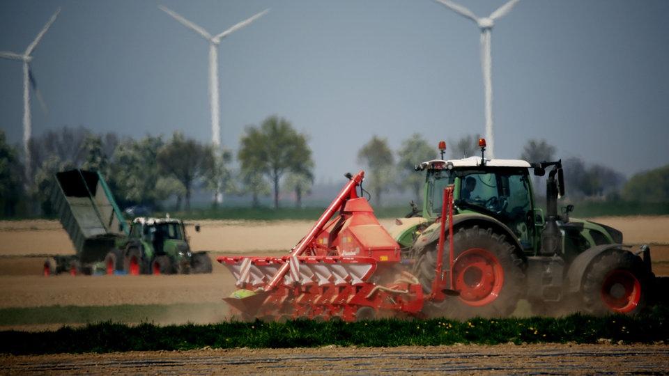 Landwirtschaft: Geschichte der Landwirtschaft - Landwirtschaft ...