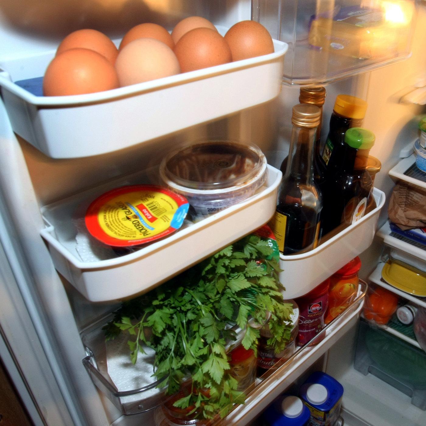 äpfel im kühlschrank lagern