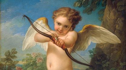 Was war die Lieblingsbeschftigung von Eros, dem