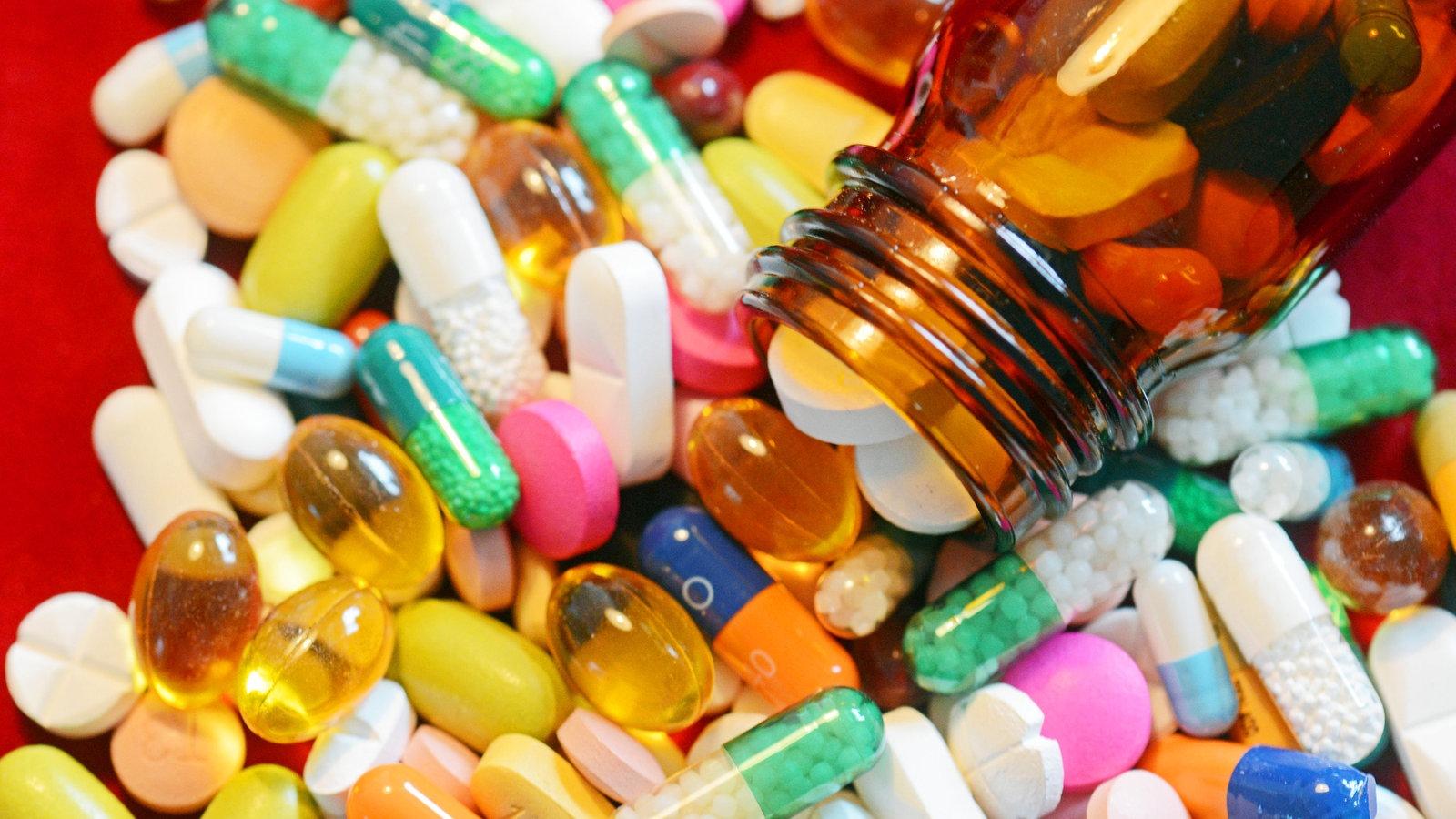 Medikament Parkinson