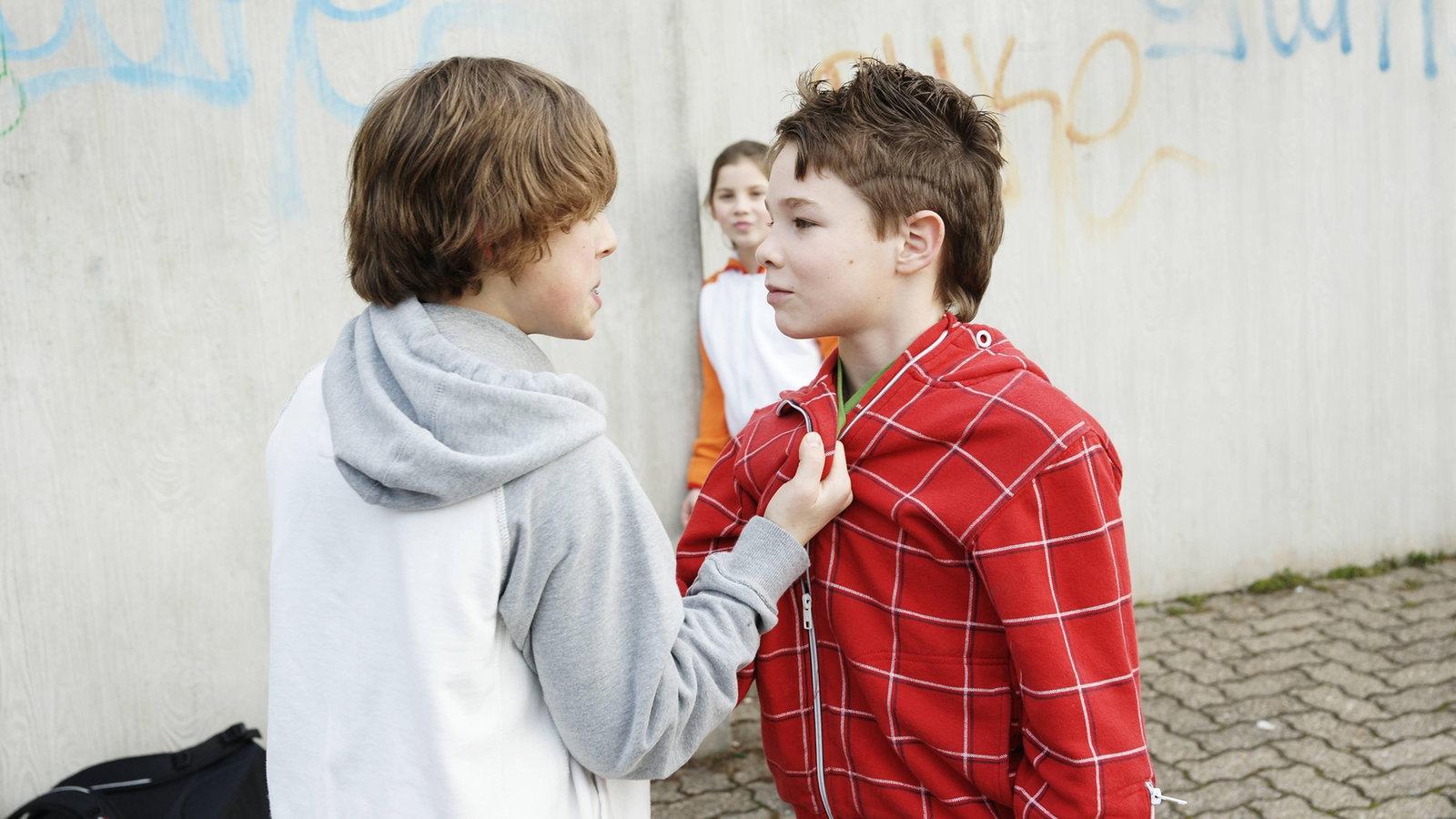 aggression pubertät jungen