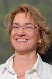 Humorforscherin Professor Barbara Wild