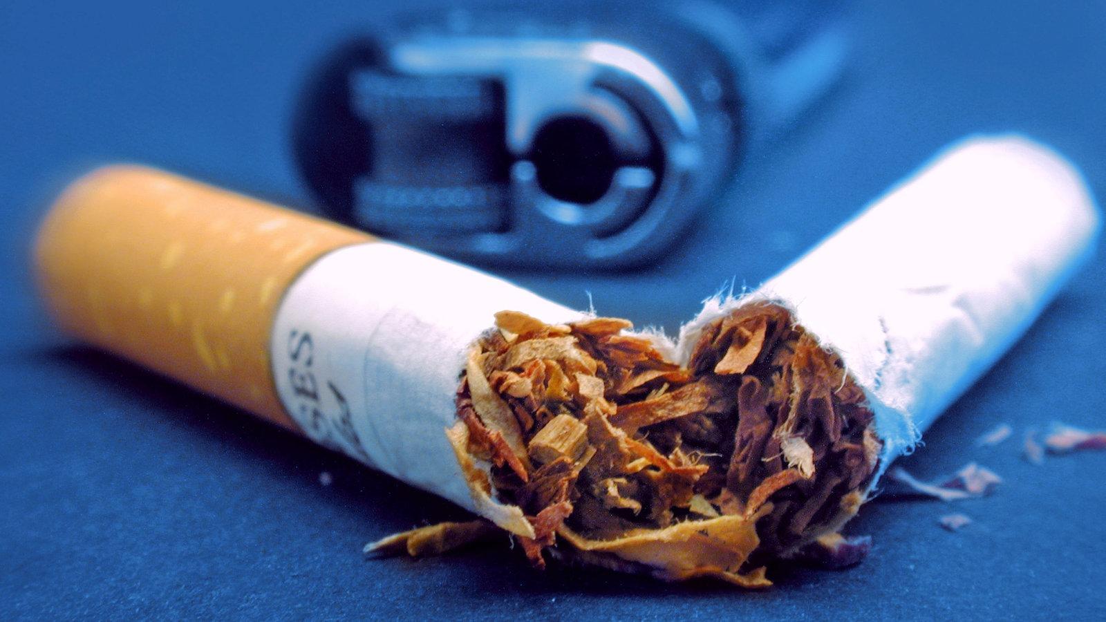 Nikotinsucht: Definition und Folgen der Tabakabhängigkeit