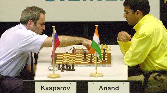 Garri Kasparow Weltrangliste