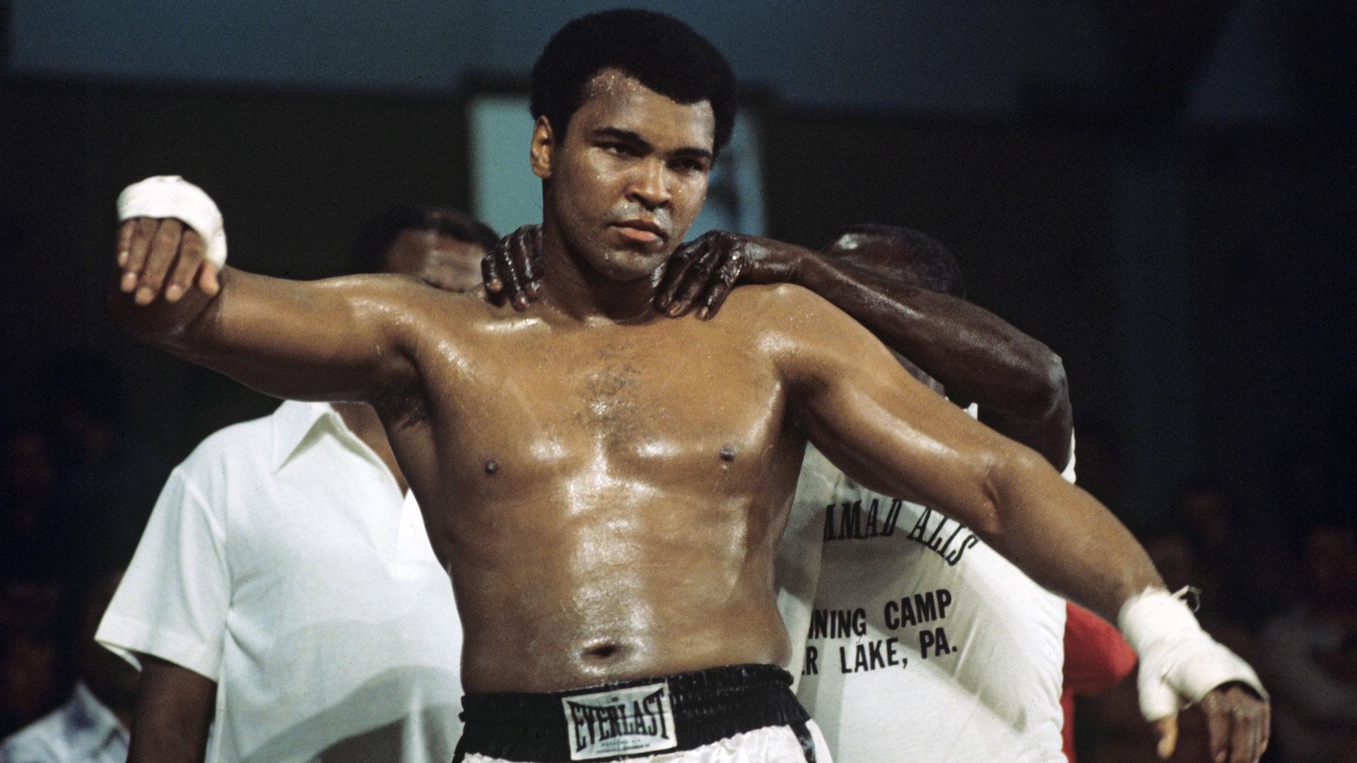 Boxen Muhammad Ali Sport Gesellschaft Planet Wissen
