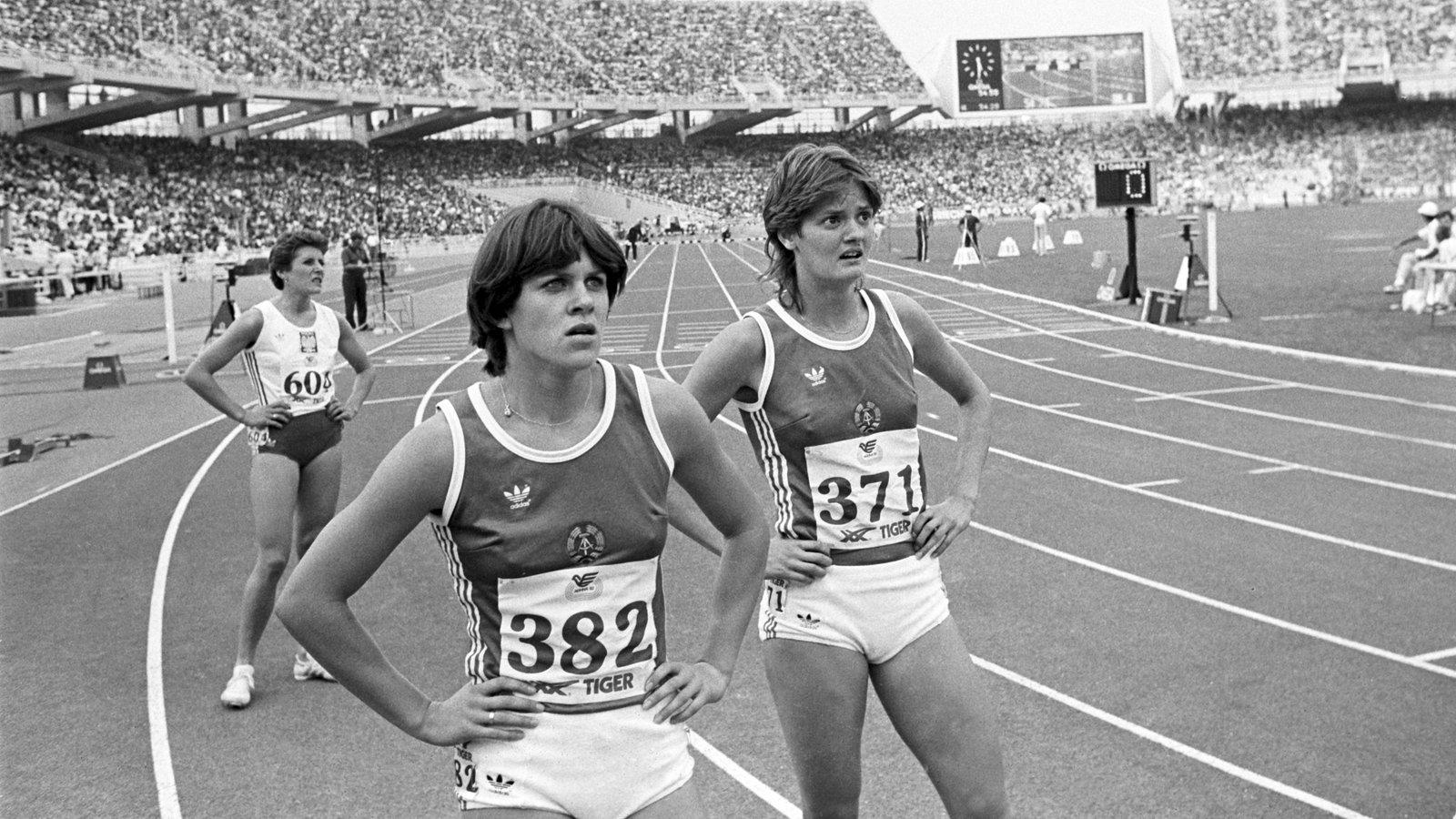 Doping Sportler