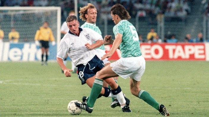 Fussball Weltmeisterschaft 1990 Sieger Mannschaft Sport
