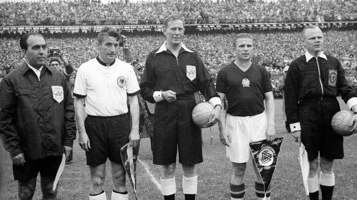 Sport Fussball Weltmeisterschaft 1954 Sport Gesellschaft