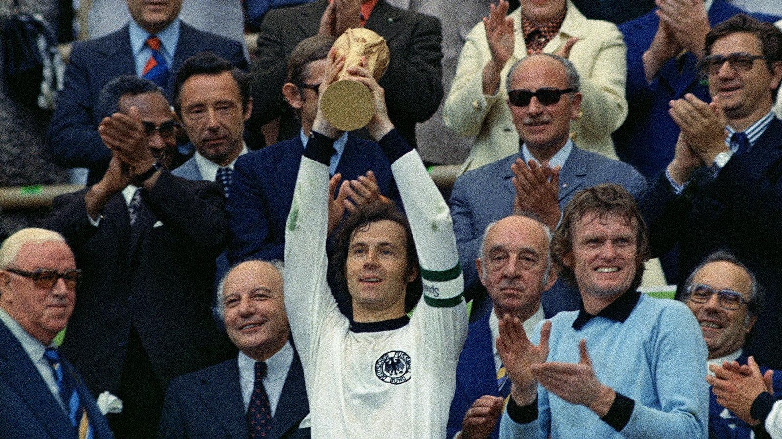 Sport Fussball Weltmeisterschaft 1974 Sport Gesellschaft