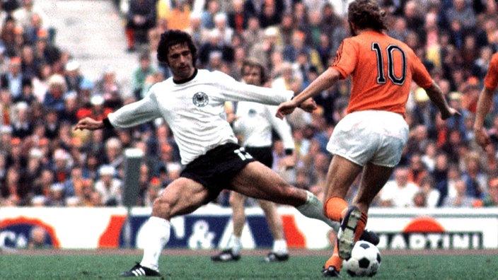 Fussball Weltmeisterschaft 1974 Randnotizen Sport